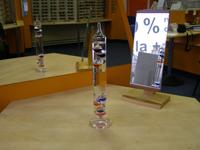 Galileův teploměr